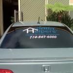 Phillip car with logo