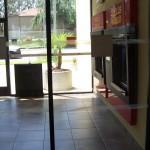 distraction Strip Wells Fargo Bank